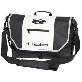 Held Umhängetasche Messenger-Bag Schwarz/Weiß