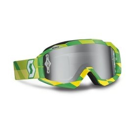 Scott Crossbril Hustle MX Track Green/Yellow