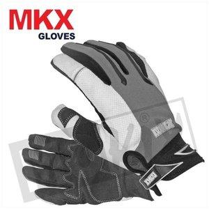 Crosshandschoenen MKX grijs