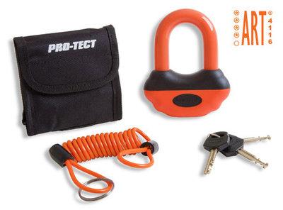 Bremsscheibenschloss Pro-Tect 17mm orange